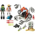 Playmobil Konstruktionsspielzeug Spy Team Sub Bot