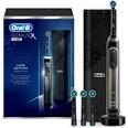 Braun Elektrische Zahnbürste Oral-B Genius X 20000 Luxe Edition schwarz