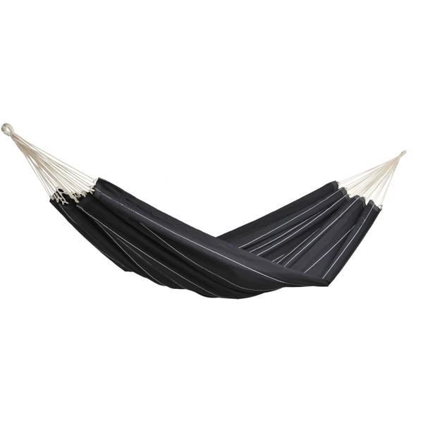 Amazonas Hängematte Barbados Black