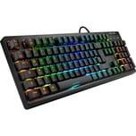 Sharkoon Gaming-Tastatur SKILLER SGK30 Red