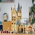 LEGO Harry Potter Astronomieturm auf Schloss Hogwarts