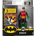 Spinmaster Spielfigur Batman - 10 cm große ROBIN Action-Figur