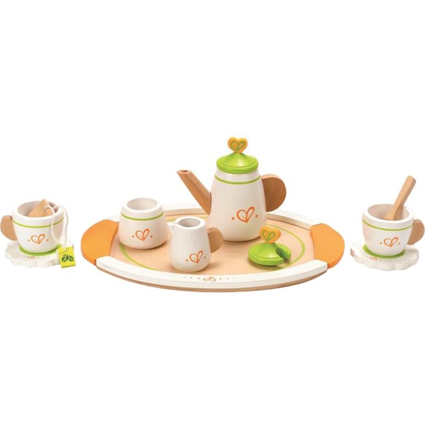 Hape Spielküche Teeservice für zwei