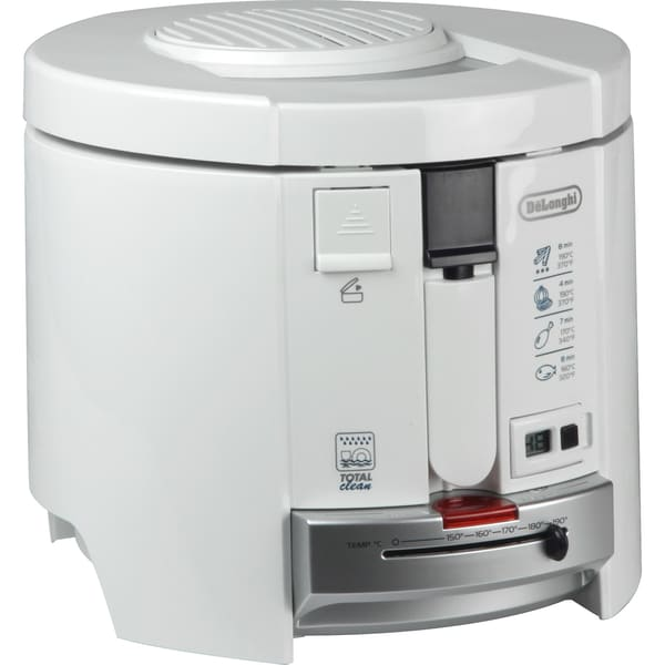 DeLonghi Fritteuse F 26237.W1