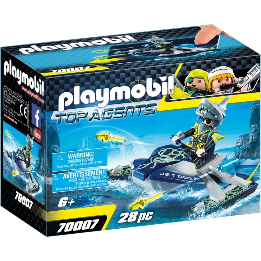 Playmobil TEAM S.H.A.R.K. Rocket Rafter