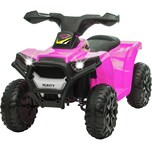 Jamara Kinderfahrzeug Ride-on Mini Quad Runty rosa