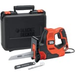 Black & Decker Stichsäge 3-in-1 Autoselect Universalsäge Scorpion RS890K
