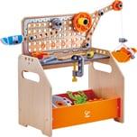 HAPE Kinderwerkzeug Tüftler-Arbeitstisch