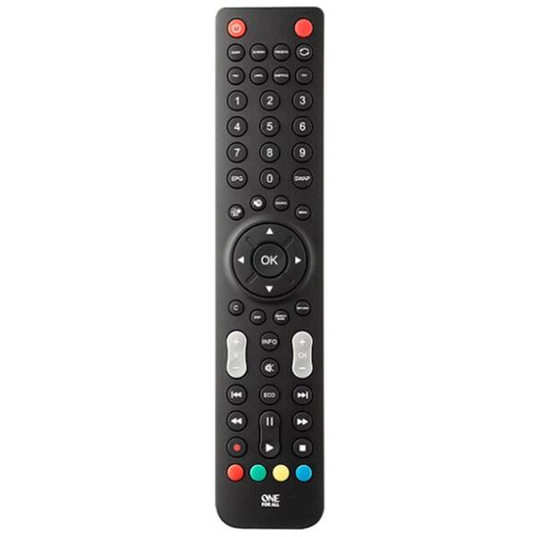 ONE FOR ALL Fernbedienung Sharp TV Ersatzfernbedienung