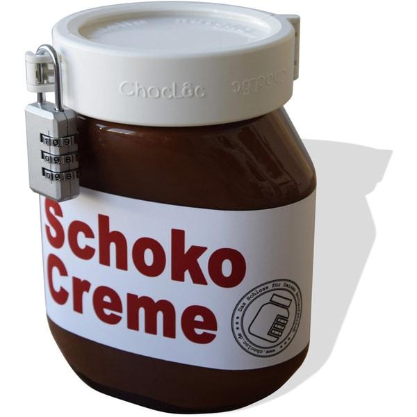 Chocloc Schraubdeckel-Verschluss weiß