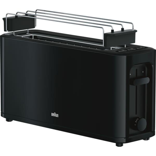 Braun Toaster HT 3110 PurEase schwarz