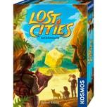 Kosmos Verlag Würfelspiel Lost Cities - Auf Schatzsuche