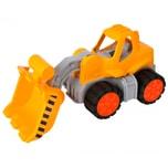 BIG Spielfahrzeug Power-Worker Radlader