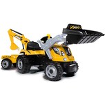 Smoby Kinderfahrzeug Traktor Farmer Builder Max