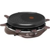 Tefal Raclette Simply Invents 8 schwarz