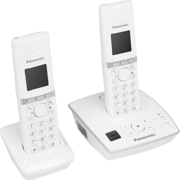 Panasonic analoges Telefon KX-TG8062GW