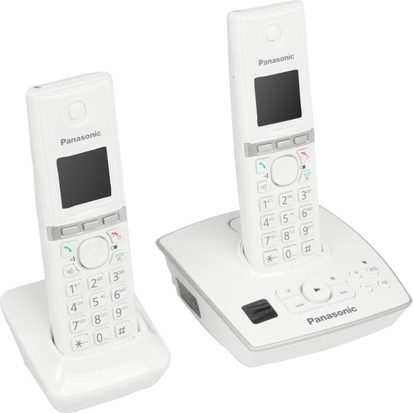 Panasonic analoges Telefon KX-TG8062GW