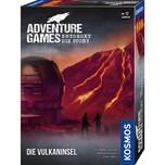 Kosmos Verlag Brettspiel Adventure Games - Die Vulkaninsel