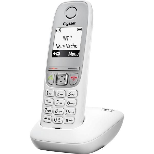 Gigaset analoges Telefon A415 weiß