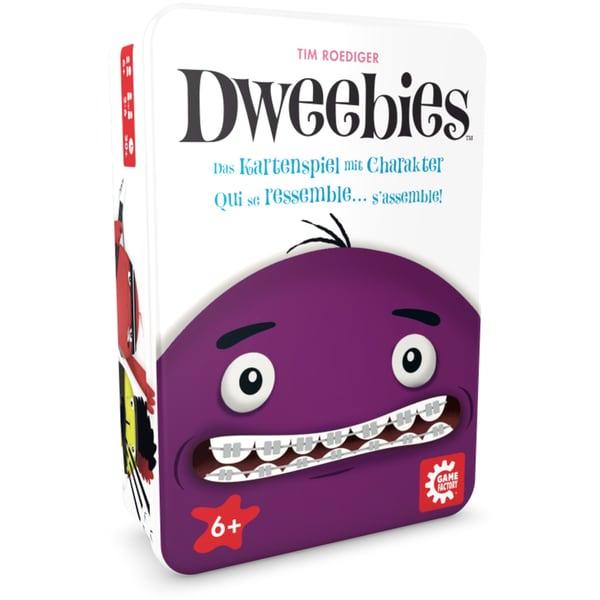 Game Factory Kartenspiel Dweebies