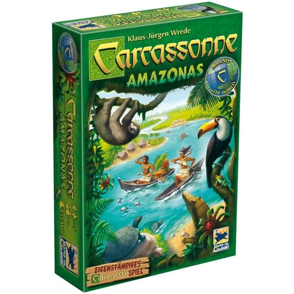 Asmodee GmbH Brettspiel Carcassonne Amazonas