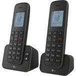 Telekom analoges Telefon Sinus A 207 Duo