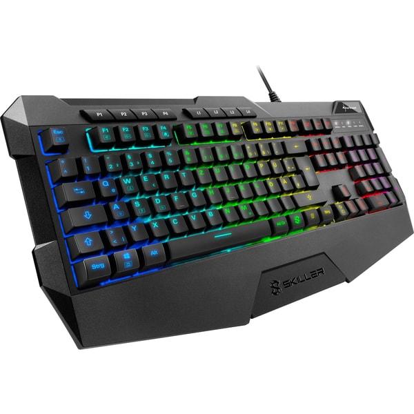 Sharkoon Tastatur SKILLER SGK4