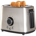 Domo Toaster Retro-Look DO956T silber