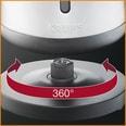 Krups Wasserkocher Control Line BW 442D