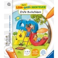 Ravensburger Lernbuch tiptoi Mein Lern-Spiel-Abenteuer: Erste Buchstaben