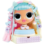 MGA Entertainment Schmink- und Frisierkopf L.O.L. Surprise OMG Styling Head- Candylicious