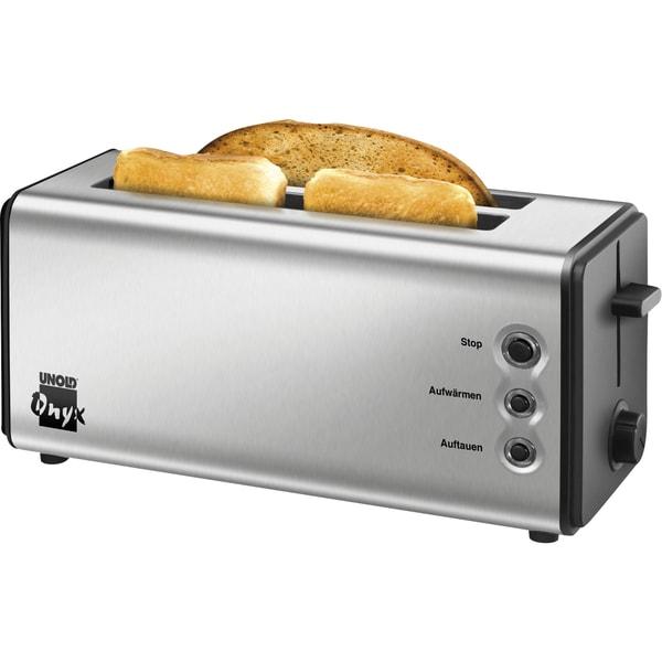 Unold Toaster OnyxDuplex 38915
