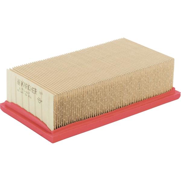 Kärcher Flachfaltenfilter für Nass-/Trockensauger