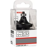 Bosch Abrundfräser Standard for Wood, 8mm, r=15mm