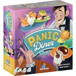 Asmodee GmbH Partyspiel Panic Diner