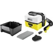 Kärcher Niederdruckreiniger Mobile Outdoor Cleaner OC 3 Pet Box