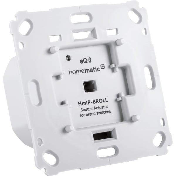 Homematic IP Schalter Rollladenaktor für Markenschalter