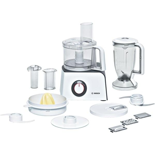 Bosch Küchenmaschine Kompakt-Küchenmaschine Styline MCM4100