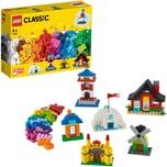LEGO Classic Bausteine - bunte Häuser