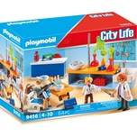 Playmobil Konstruktionsspielzeug Chemieunterricht