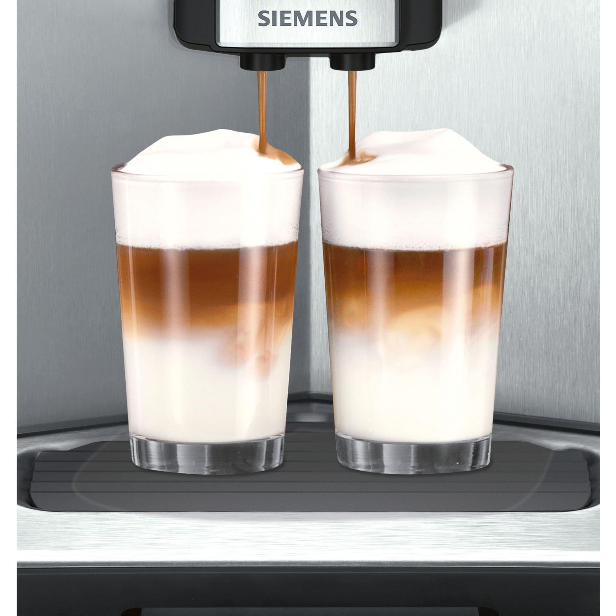 Siemens Vollautomat TI917531DE EQ.9 s700 silber