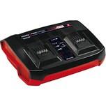 Einhell Ladegerät Power-X-Twincharger 3 A