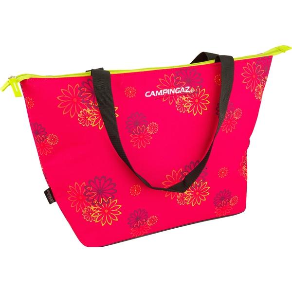 Campingaz Kühltasche Shopping Cooler 15 L Pink Daisy