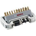 Bosch Bit-Set Max Grip, 11+1 teilig