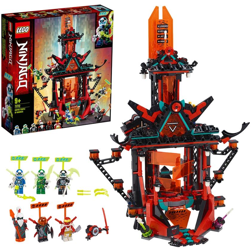 LEGO Ninjago Tempel des Unsinns