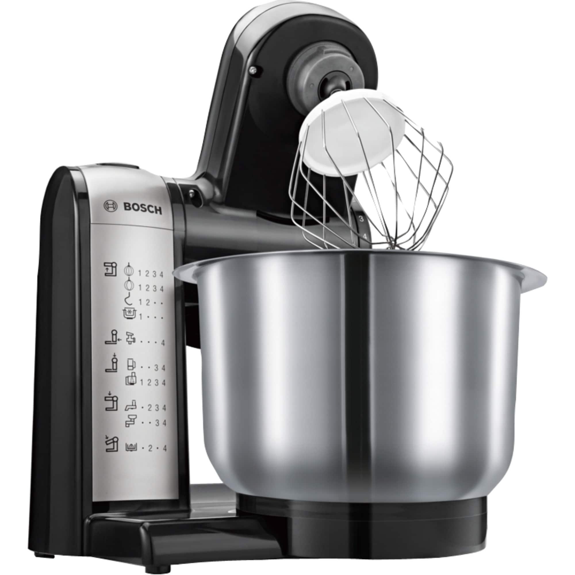 Bosch Küchenmaschine MUM48A1 grau-silber