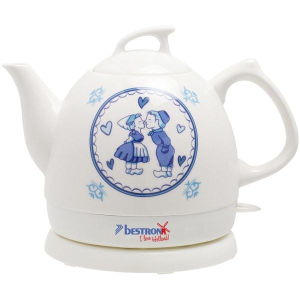 Bestron Wasserkocher Keramik Wasserkocher DTP800H