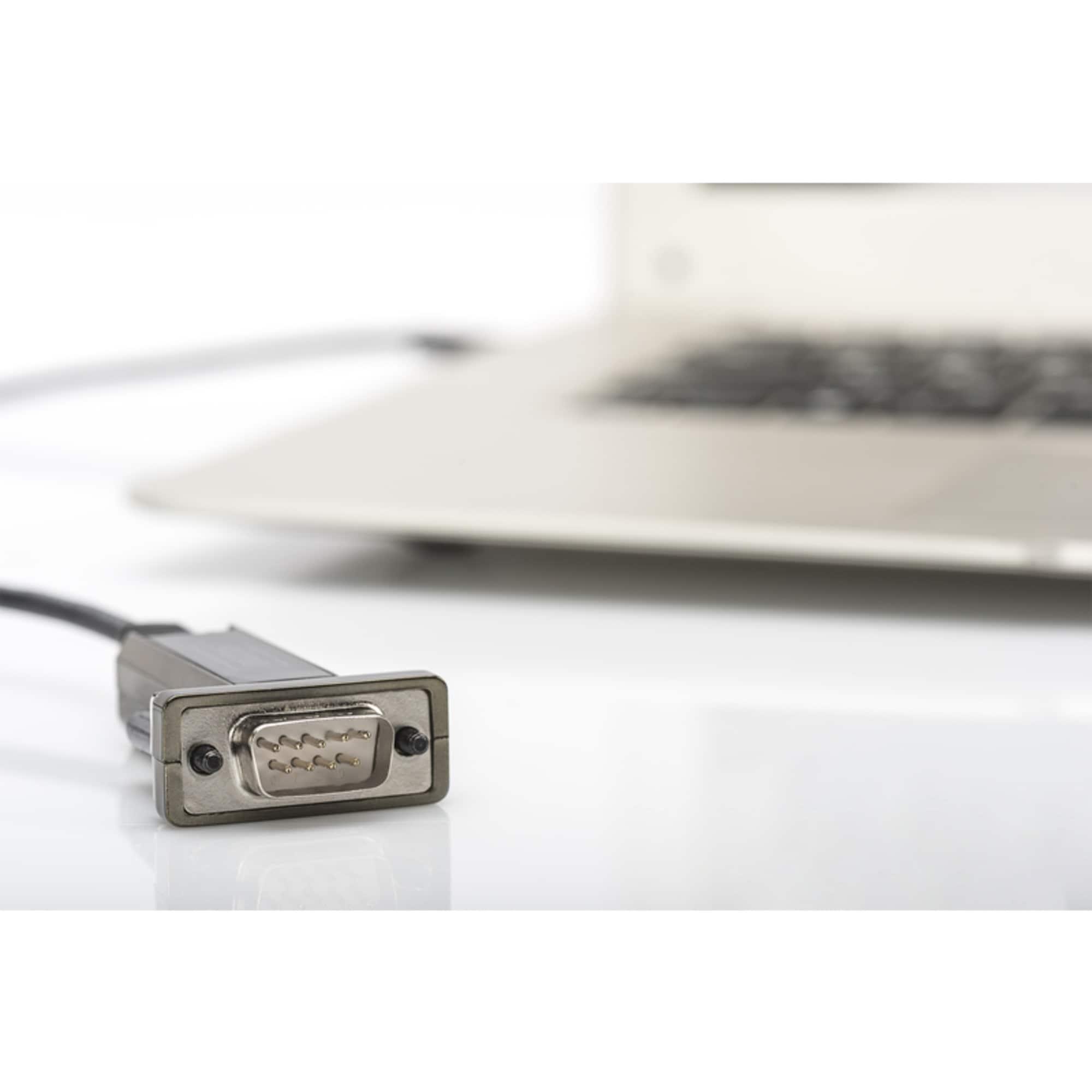 Digitus Adapter Seriell > USB-C