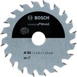 Bosch Kreissägeblatt Standard for Wood, 85mm