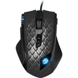 Sharkoon Maus Drakonia Black Gaming Mouse